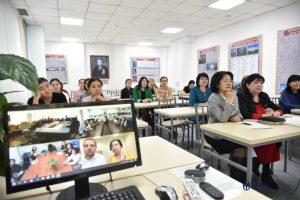Абай танымындағы Адамзат және Жаратылыс концепциясы»  тақырыбында халықаралық on-line (вебинар) семинар