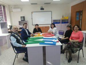 Yessenov University Ғылым және технология факультетінің деканы Сатылмыш Йылмаз